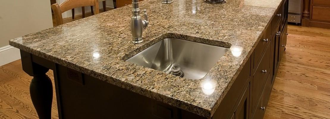 Come scegliere il tuo piano cucina ianiri marmi costruzioni - Piano cucina in granito ...